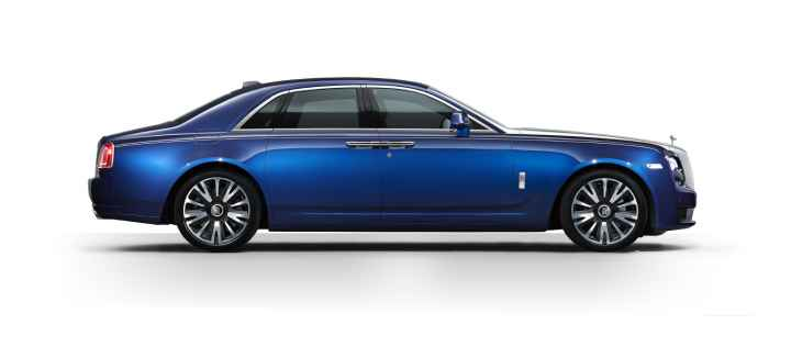 Configure Your Rolls Royce